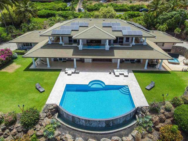 837 Kai Hele Ku St, Lahaina, HI 96761 (MLS #392083) :: LUVA Real Estate