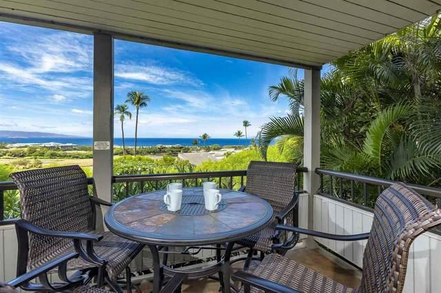 10 Wailea Ekolu Pl #911, Kihei, HI 96753 (MLS #392099) :: Coldwell Banker Island Properties