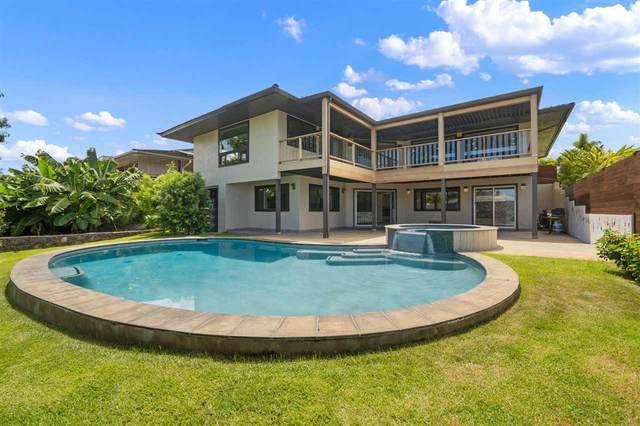 61 Pukolu Pl, Kihei, HI 96753 (MLS #392145) :: Maui Lifestyle Real Estate | Corcoran Pacific Properties