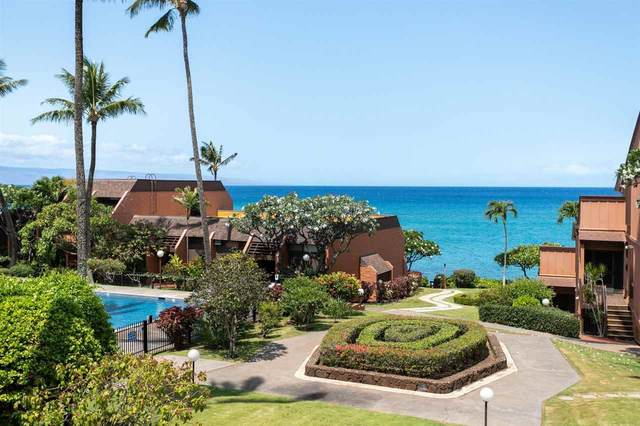 3959 Lower Honoapiilani Rd #207, Lahaina, HI 96761 (MLS #392189) :: Maui Lifestyle Real Estate | Corcoran Pacific Properties