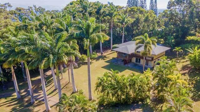4509 Opana Pl, Haiku, HI 96708 (MLS #392255) :: Coldwell Banker Island Properties