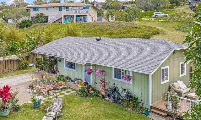 23 Kaweo Pl, Kula, HI 96790 (MLS #392270) :: Coldwell Banker Island Properties