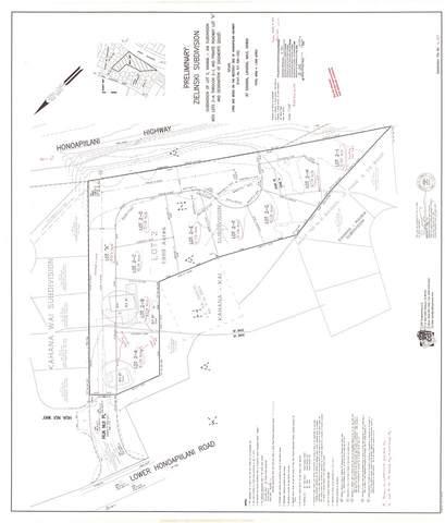4570 Lower Honoapiilani Rd, Lahaina, HI 96790 (MLS #392279) :: LUVA Real Estate