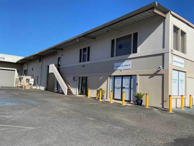 353 Hanamau St Suite #202, Kahului, HI 96732 (MLS #392312) :: Coldwell Banker Island Properties