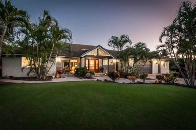 128 Makahiki St, Paia, HI 96779 (MLS #392331) :: Coldwell Banker Island Properties