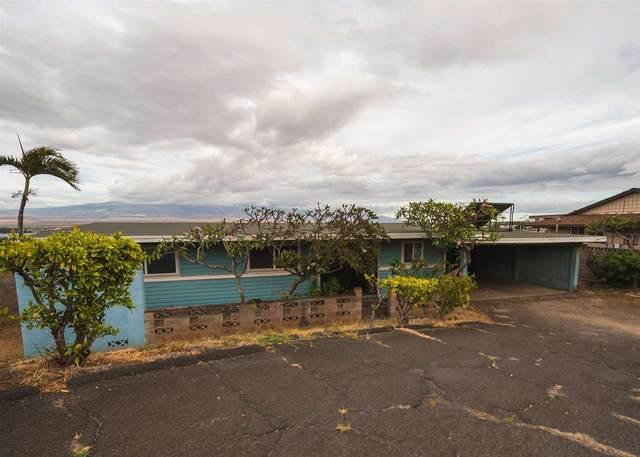 450 Liholiho St, Wailuku, HI 96793 (MLS #392336) :: Compass