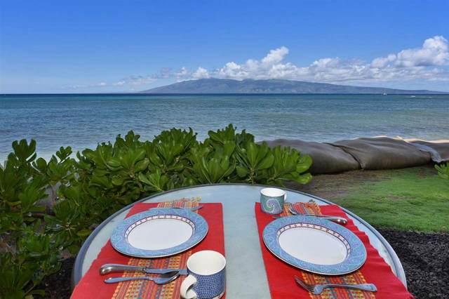 4327 Lower Honoapiilani Rd 110B, Lahaina, HI 96761 (MLS #392342) :: Maui Lifestyle Real Estate | Corcoran Pacific Properties