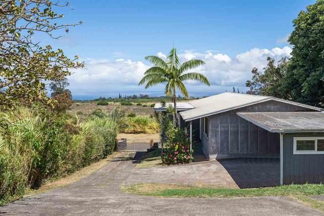 1090 Aala Pl, Makawao, HI 96768 (MLS #392359) :: Corcoran Pacific Properties