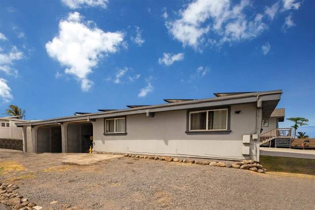 631 Imi Dr, Wailuku, HI 96793 (MLS #392381) :: Coldwell Banker Island Properties