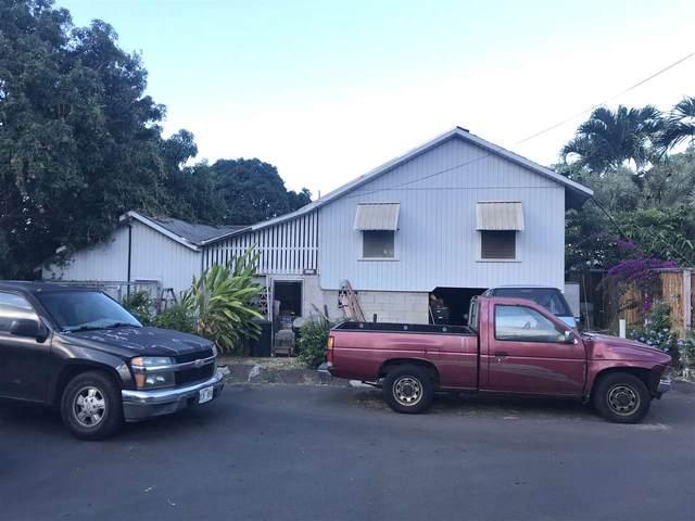 351 Ea St, Wailuku, HI 96793 (MLS #392391) :: Coldwell Banker Island Properties