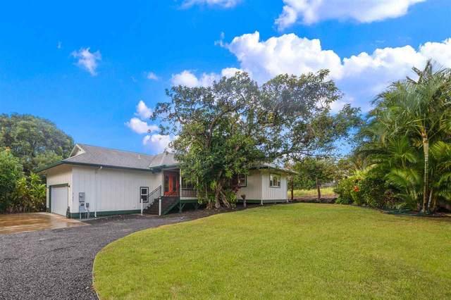 927 Kokomo Rd #1, Haiku, HI 96708 (MLS #392393) :: Coldwell Banker Island Properties