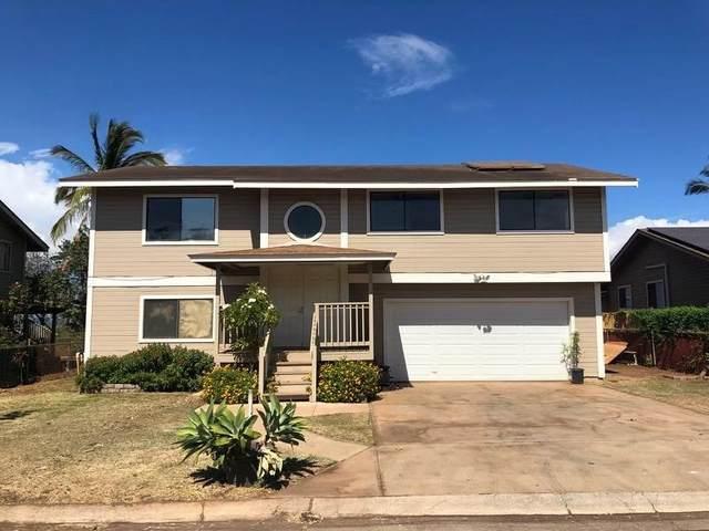 375 Kaiolohia St, Kihei, HI 96753 (MLS #392409) :: Coldwell Banker Island Properties
