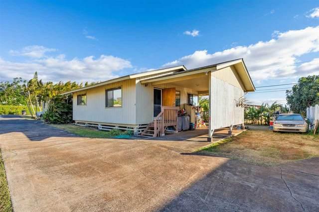 1025 Ukiu Rd A, Makawao, HI 96768 (MLS #392414) :: Coldwell Banker Island Properties
