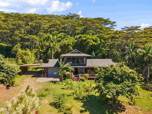 75 Aloha Aina Pl, Haiku, HI 96708 (MLS #392419) :: Compass