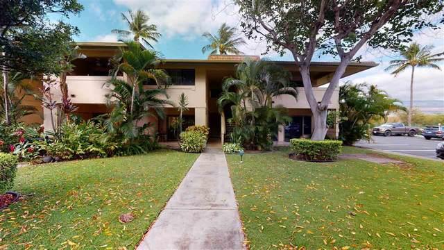 1450 S Kihei Rd A207, Kihei, HI 96753 (MLS #392432) :: Coldwell Banker Island Properties