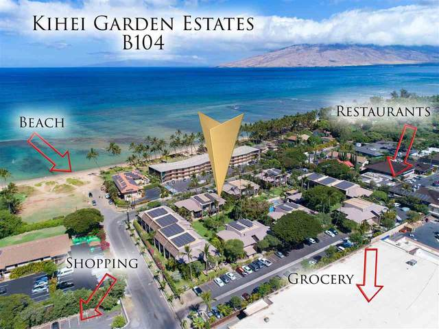 1299 Uluniu Rd B104, Kihei, HI 96753 (MLS #392433) :: Coldwell Banker Island Properties