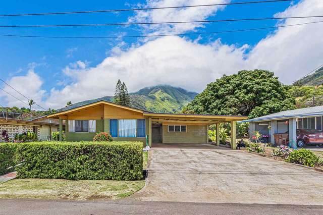 377 Konahea St, Wailuku, HI 96793 (MLS #392440) :: Coldwell Banker Island Properties
