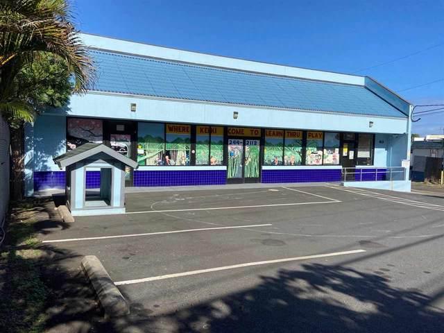1050 Lower Main St, Wailuku, HI 96793 (MLS #392441) :: Coldwell Banker Island Properties