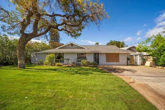 168 Kupuna St, Kihei, HI 96753 (MLS #392447) :: Coldwell Banker Island Properties