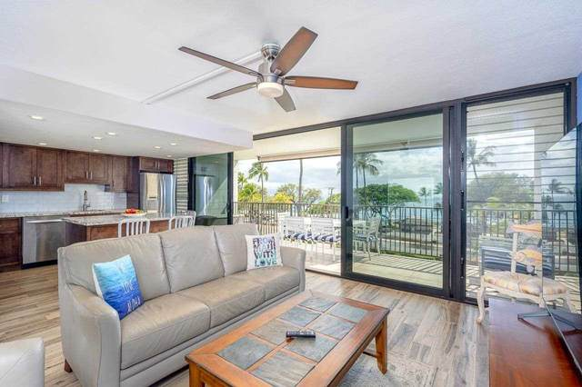2653 S Kihei Rd #408, Kihei, HI 96753 (MLS #392448) :: Coldwell Banker Island Properties