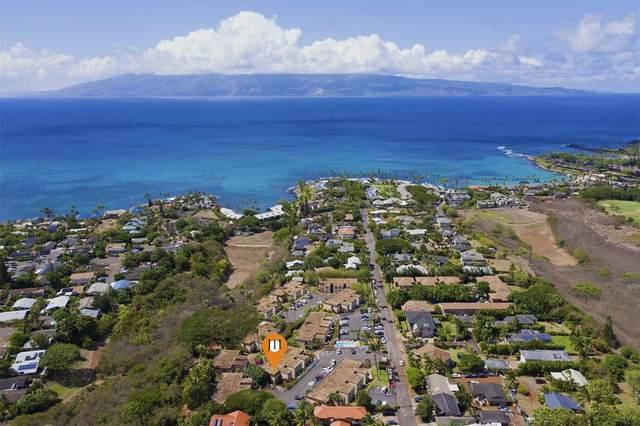 120 Hui Rd F J11, Lahaina, HI 96761 (MLS #392453) :: LUVA Real Estate