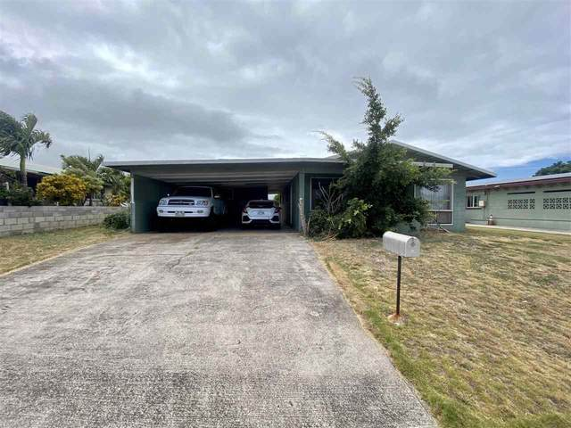 264 Lehua St, Kahului, HI 96732 (MLS #392457) :: Coldwell Banker Island Properties