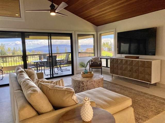50 Puu Anoano St #1502, Lahaina, HI 96761 (MLS #392484) :: Corcoran Pacific Properties