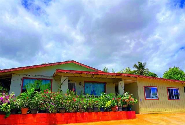 854 Hokeo St, Lahaina, HI 96761 (MLS #392485) :: Corcoran Pacific Properties