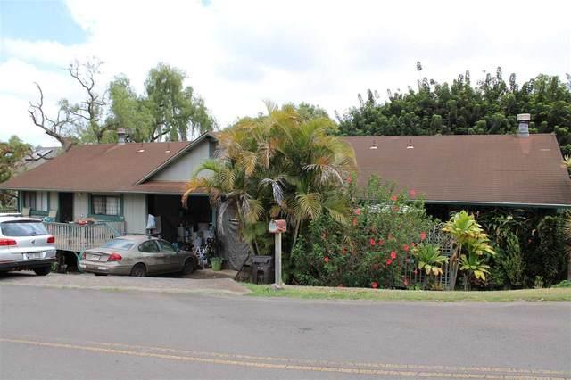 263 Ainakula Rd, Kula, HI 96790 (MLS #392486) :: Corcoran Pacific Properties