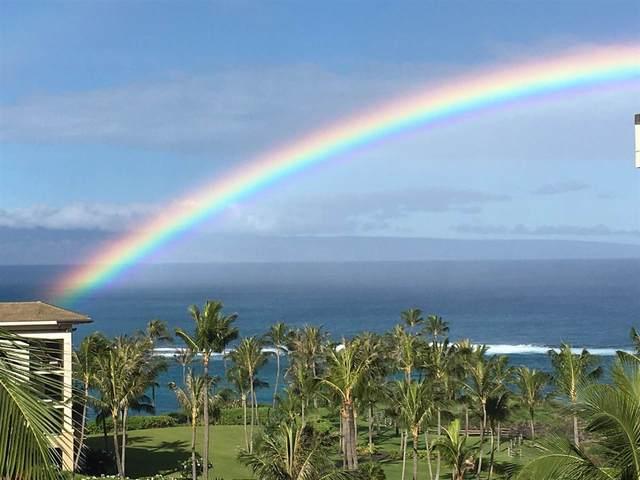 1 Bay Dr #3606, Lahaina, HI 96761 (MLS #392488) :: Maui Lifestyle Real Estate | Corcoran Pacific Properties