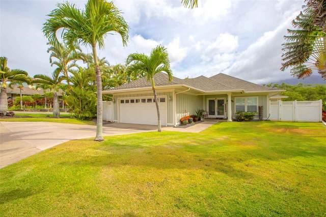 279 Kamalei Cir, Kahului, HI 96732 (MLS #392490) :: Corcoran Pacific Properties