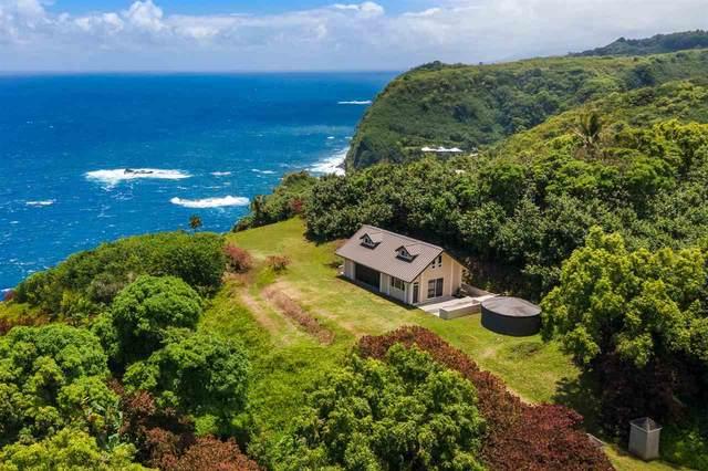 664 Huelo Rd Unit #B, Haiku, HI 96708 (MLS #392496) :: Hawai'i Life