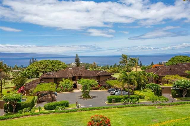 50 Puu Anoano St #3408, Lahaina, HI 96761 (MLS #392500) :: Hawai'i Life