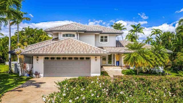 361 Pualoa Nani Pl, Kihei, HI 96753 (MLS #392508) :: Hawai'i Life