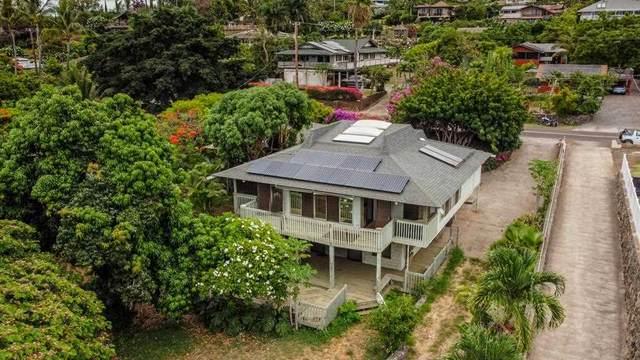 494 Hoala Dr, Kihei, HI 96753 (MLS #392539) :: Corcoran Pacific Properties