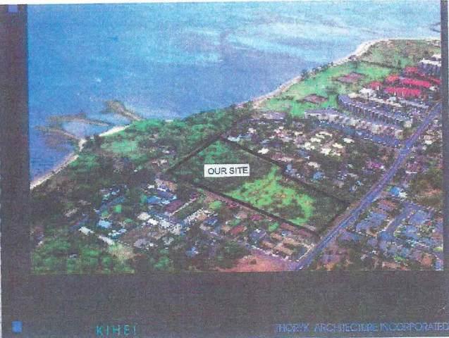 1144 S Kihei Rd, Kihei, HI 96753 (MLS #392546) :: LUVA Real Estate