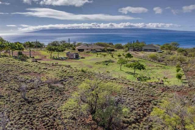 399 Ulua Rd, Kaunakakai, HI 96748 (MLS #392564) :: LUVA Real Estate