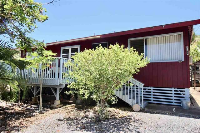 2265 Holowai Pl, Wailuku, HI 96793 (MLS #392592) :: Corcoran Pacific Properties