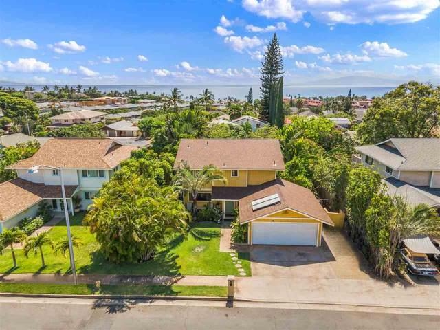 2748 Puu Hoolai St, Kihei, HI 96753 (MLS #392601) :: LUVA Real Estate