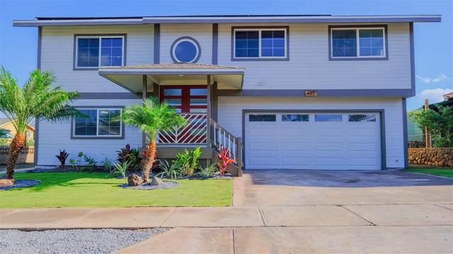465 Kaiwahine St, Kihei, HI 96753 (MLS #392605) :: LUVA Real Estate