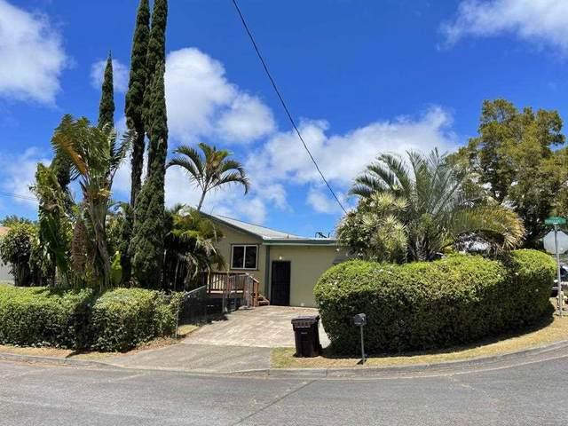 146 Pamakani Pl, Makawao, HI 96768 (MLS #392675) :: Corcoran Pacific Properties