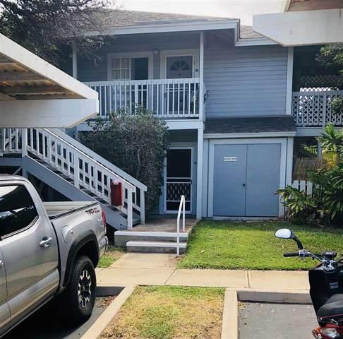 160 Keonekai Rd 23-203, Kihei, HI 96753 (MLS #392685) :: LUVA Real Estate