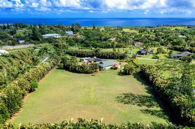 110 Hohani Pl, Haiku, HI 96708 (MLS #392790) :: Coldwell Banker Island Properties