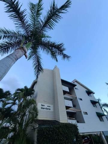 2180 Vineyard St #110, Wailuku, HI 96793 (MLS #392821) :: LUVA Real Estate