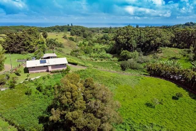 1040 Kaupakalua Rd, Haiku, HI 96708 (MLS #392825) :: Coldwell Banker Island Properties