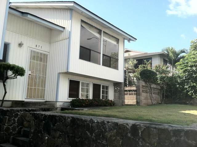 871 Haunani Pl, Wailuku, HI 96793 (MLS #392836) :: LUVA Real Estate