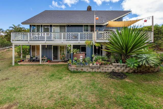 28 Mano Dr, Kula, HI 96790 (MLS #392851) :: Maui Lifestyle Real Estate | Corcoran Pacific Properties