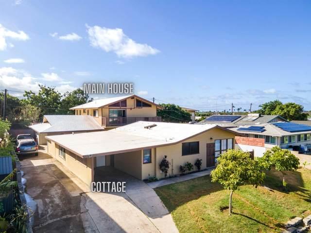 314 Niihau St, Kahului, HI 96732 (MLS #392865) :: LUVA Real Estate