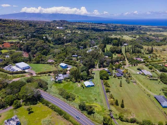 170 & 190 Oili Rd, Haiku, HI 96708 (MLS #392866) :: Coldwell Banker Island Properties