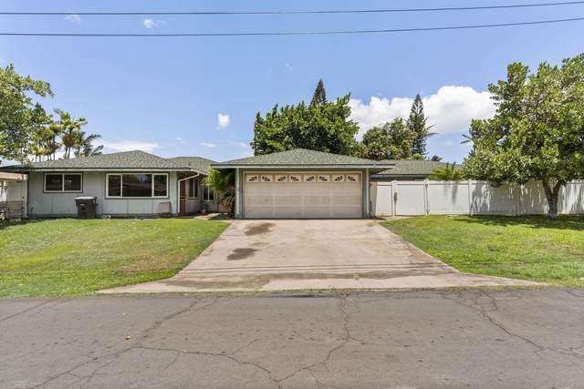 27 Kahele St, Kihei, HI 96753 (MLS #392868) :: LUVA Real Estate